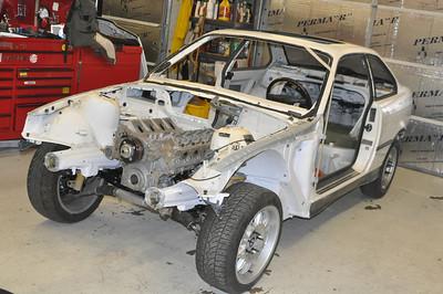 Vorshlag BMW E36 LS1 ST2 Build
