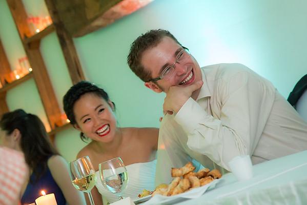 Kathy és Balázs esküvője