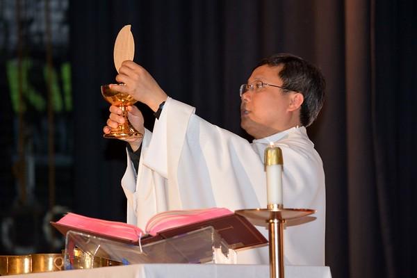 18-05-10 Ascension Thursday Liturgy