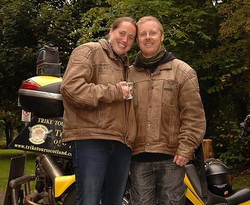 Edinburgh Trike Tour