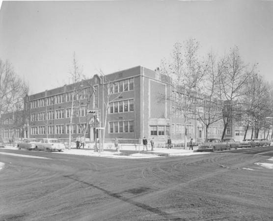 Older University Hall