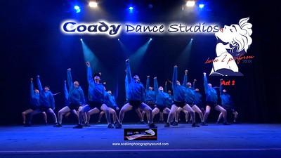Coady Dance Studios 'Born 2 Perform 2018 Act 2'