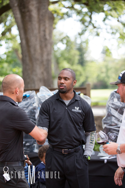 Charles Woodson Foundation Golf Tournament