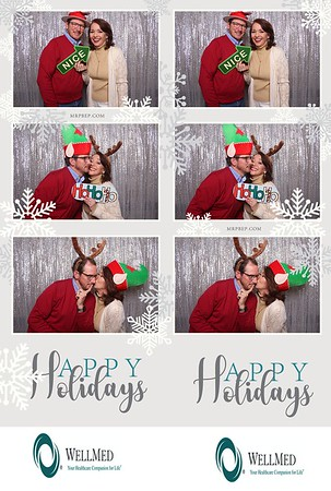 WellMed Holiday Party