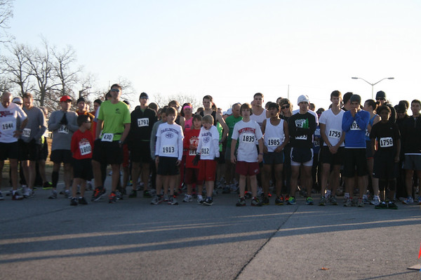 SPD Turkey Trot 5K