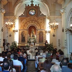 10510 Church in the old town of Altea La Vella