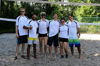 2014 LSQ Volleyball Tournament