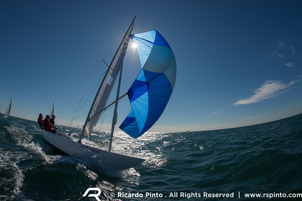 Cascais Dragon Winter Series'12/13