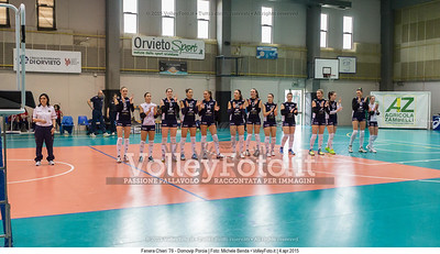 Fenera Chieri '76 - Domovip Porcia | Finale 3º posto Coppa Italia 2015