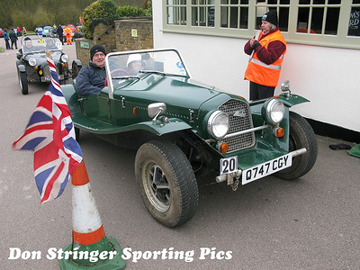 Don Stringers March Hare 2011
