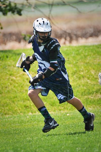 Jr. Mustang Lacrosse May 2012