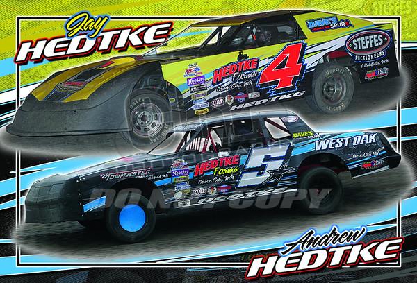 Hedtke Racecards