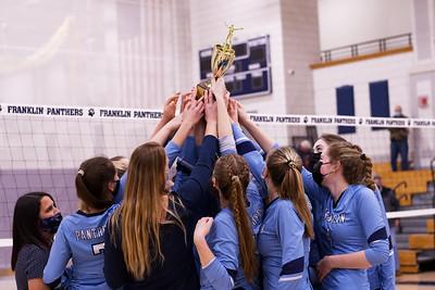 FHS Girls Volleyball 2020-2021