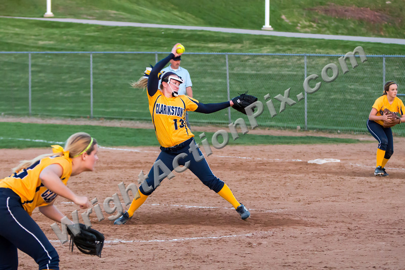 2013 Clarkston Girls Softball