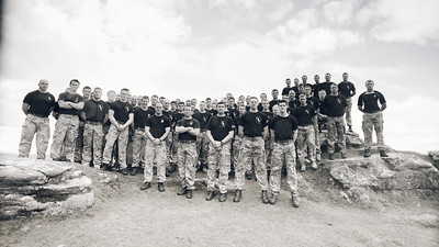 K COY 42 CDO H14 Remembrance Day