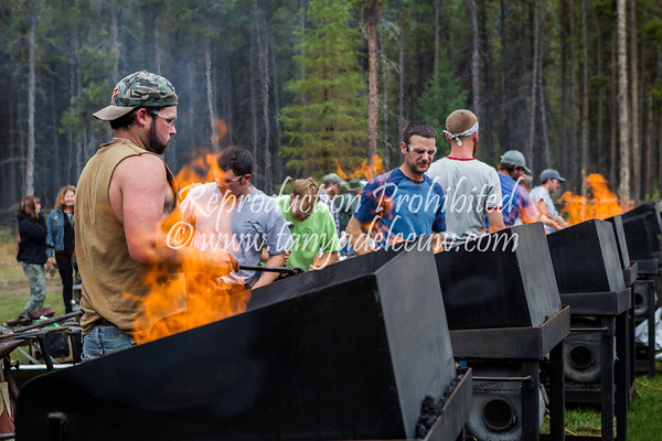 Forging In The Rockies 2014