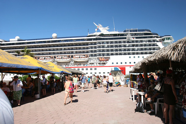 Mexican Riviera with Carnival Spirit