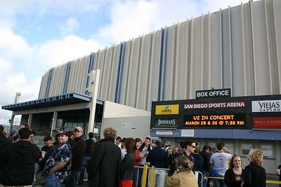 2005 Mar 28 U2 Vertigo Tour San Diego