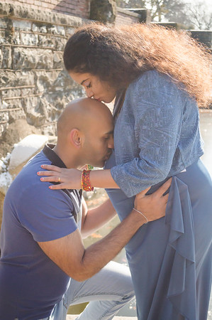 Siva's Maternity Portraits - December 2018