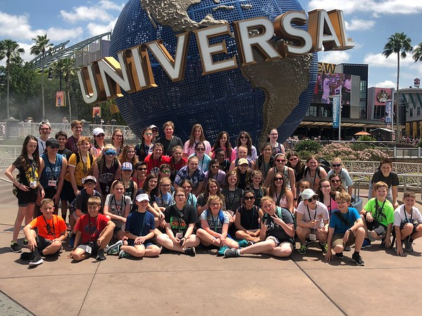 Universal Choir Trip