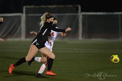 THS Varsity Girls Soccer vs McMinnville