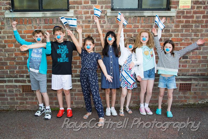 Blue nose day - Kerem school