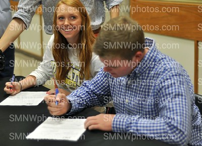Letter of Intent Signings