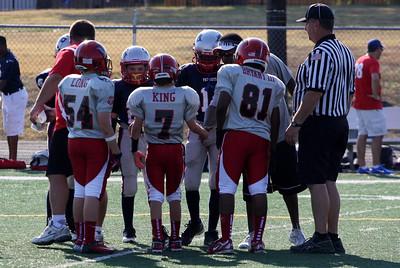 Game 3 Bulldogs vs Patriots