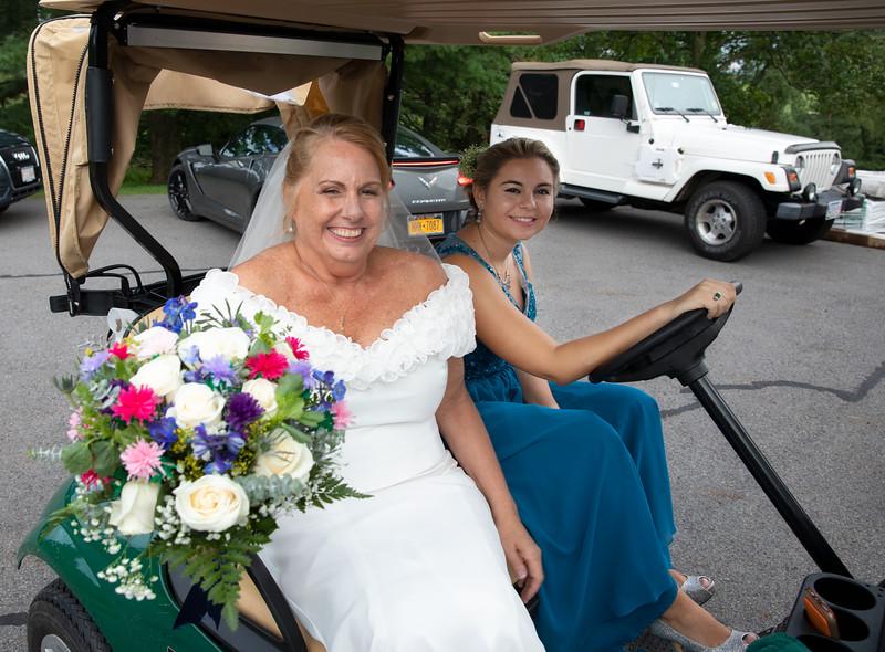 Gretchen and Briana in Golf Cart.jpg