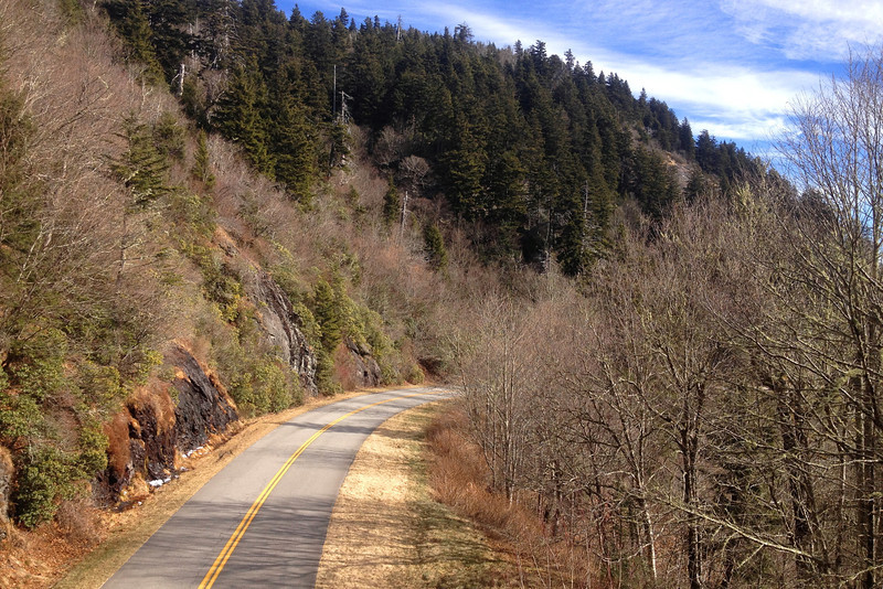 Blue Ridge Parkway -- 5,570'