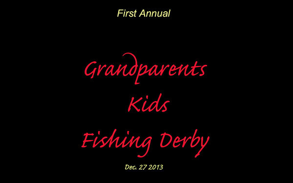 Kids Fishing Derby Video