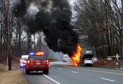 Vehicle Fires 2018