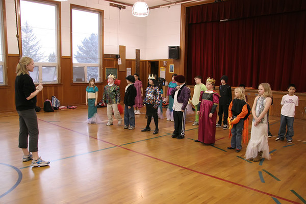 NWCT Outreach 2007: Prescott Elementary