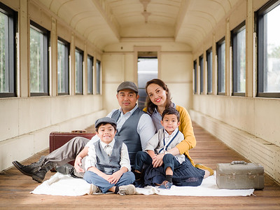 Cabrera Family, 2018