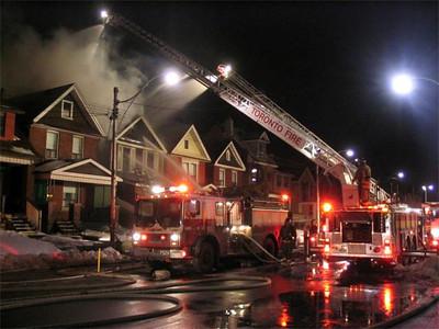 January 29, 2005 - 3rd Alarm - 759 Dupont St.