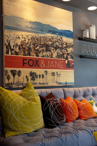 Fox and Jane San Diego