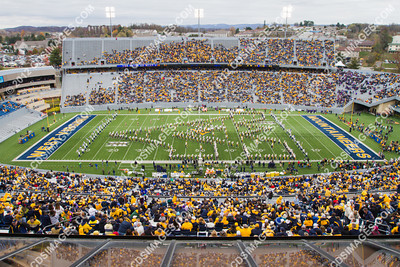 WVU vs TCU - November 3, 2012 - Pregame