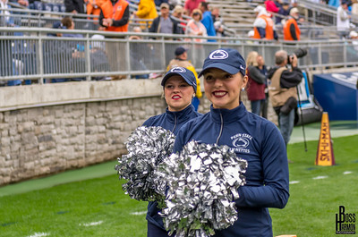 Penn State vs Minnesota Lionette Photos