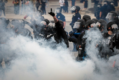 Denver Demonstrations - Saturday
