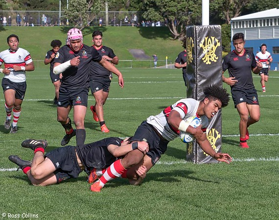 Scots College 50 vs. Gisborne Boys' High School 0 2019
