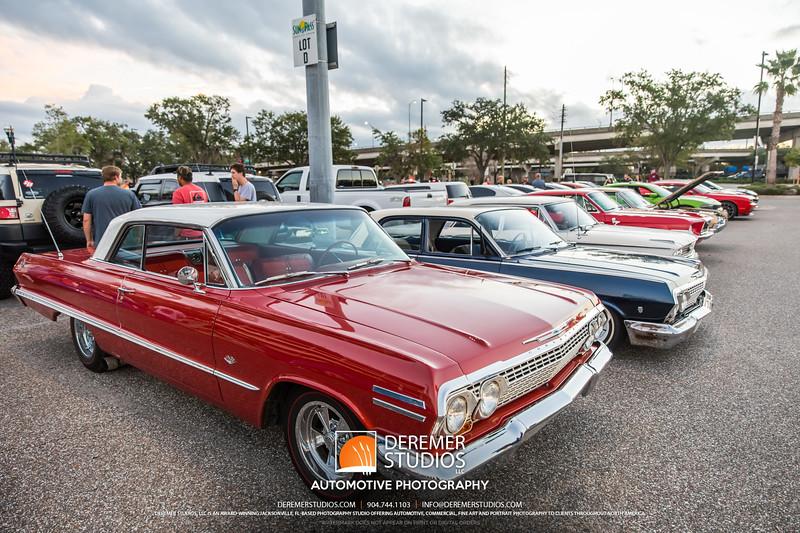 2017 10 Cars and Coffee - Everbank Field 117B - Deremer Studios LLC