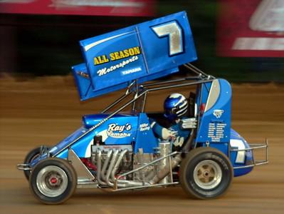 ARDC at Dixieland Speedway - 8/5/05