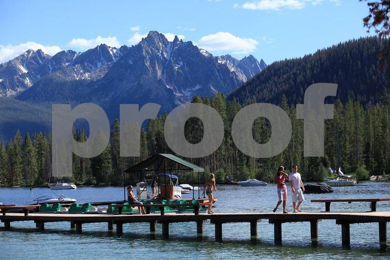 Redfish Lake & Lodge