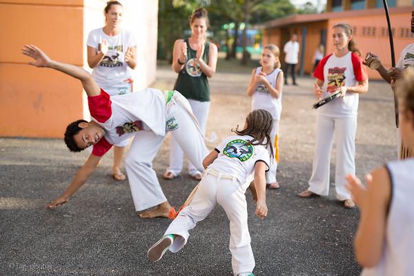 Salon du Sport Capoeira