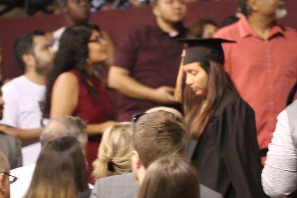 Andrea Estrada Graduation 2018