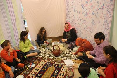 Gefen's Bedouin Tent Experience