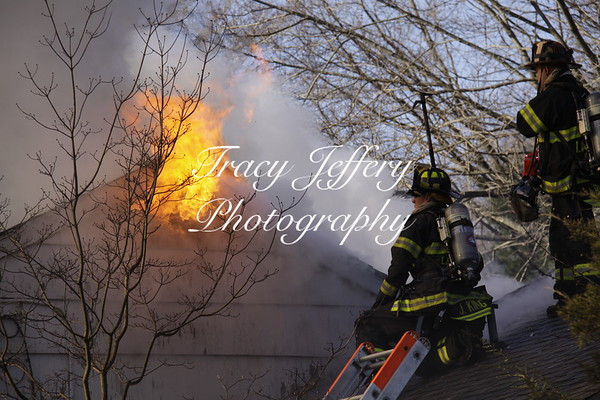 Montvale House Fire 12/23/18