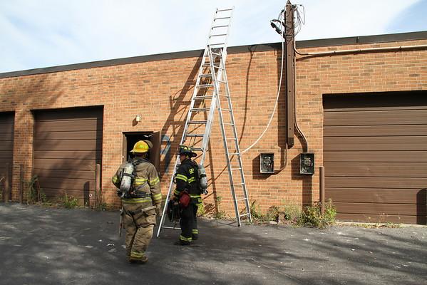 Flat Roof Training2010