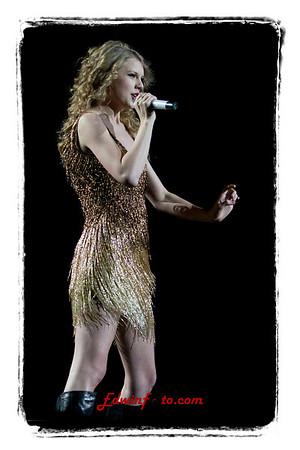Taylor Swift @ Vorst Nationaal