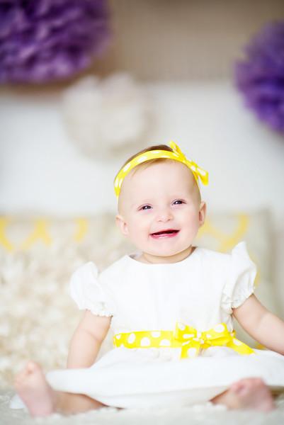 2014   Ella, almost 1 year old